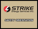 Strike Energy Services Project